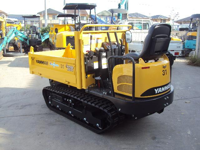 Yanmar crawler carrier C12R-B