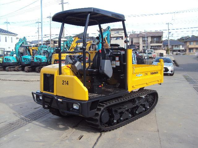 Yanmar crawler carrier C30R-3